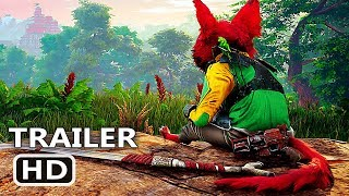 PS4 - Biomutant Gameplay Trailer (2018)