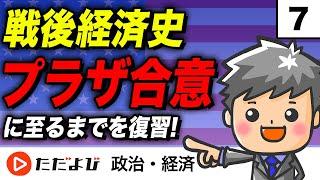 【政治・経済】戦後の世界経済史