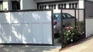 Sliding Gate Los Angeles 1-800-562-5770 Mulholland Security