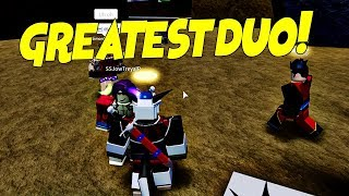 Teaming Up With Owtreyalp in Dragon Ball Z Final Stand! | Roblox | iBeMaine