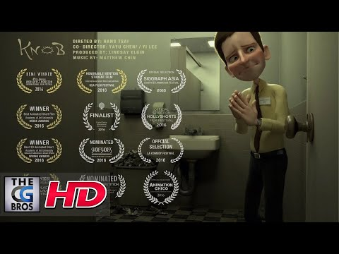 "**Award Winning** CGI 3D Animated Short  Film: ""KNOB""  - by KNOB Team"
