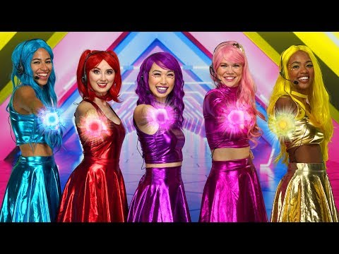THE SUPER POPS STARLIGHT: GIRLS USE SUPERPOWERS AND POP STARS Episode 4 Totally TV Originals