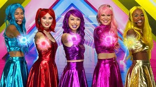 THE SUPER POPS STARLIGHT: GIRLS USE SUPERPOWERS AND POP STARS. (Episode 4) Totally TV Originals