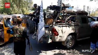 Pasukan Taliban Diserang, Warga Sipil Jadi Korban