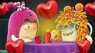 Oddbods | Hot Date | All Funny Episodes | Cartoons for Children by Oddbods & Friends
