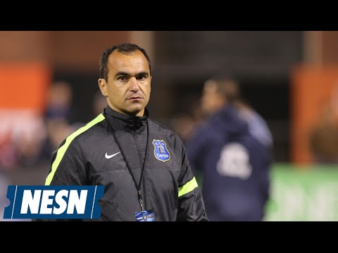 Everton Sacks Roberto Martínez  After Three Seasons As Manager