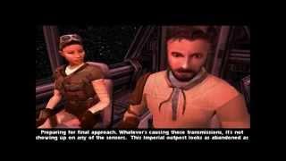 Star Wars: Jedi Knight II: Jedi Outcast cutscenes
