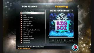 NBA 2K11 Soundtrack - Shutterbug - Big Boi ft Cutty