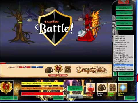 Dragonfable pkdf trainer working 2018 youtube.
