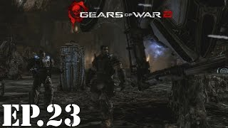 Gears Of War 2 Let's Play | Part 23 | Maria