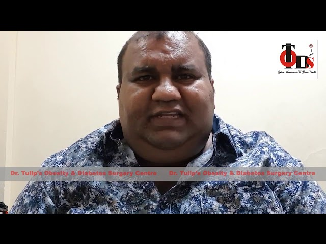 Dhiraj Hirani - Experience of a Bariatric Surgery Patient