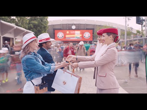 The Emirates Experience at Roland Garros | Emirates Airline