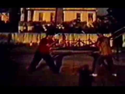 Wudang Tai Chi - Cheng Tin Hung Classic Footage