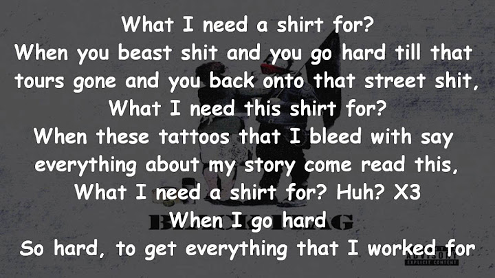 machine gun kelly  street dreams lyrics