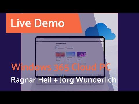 Windows 365 Cloud PC: Setup, Live Demo, Use Cases, Pricing. Comparison vs Azure Virtual Desktop