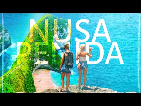 NUSA PENIDA, BALI, you have to go here!! | TRAVEL VLOG12