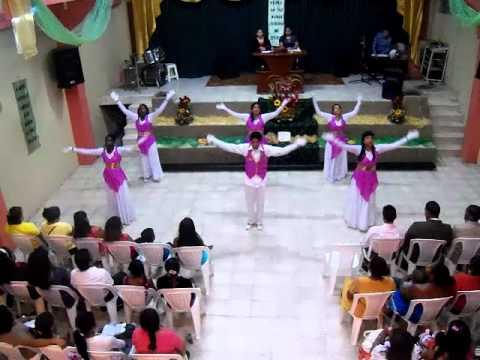 Danza PRECIOSO JESUS Iglesia de Dios Guasmo Norte