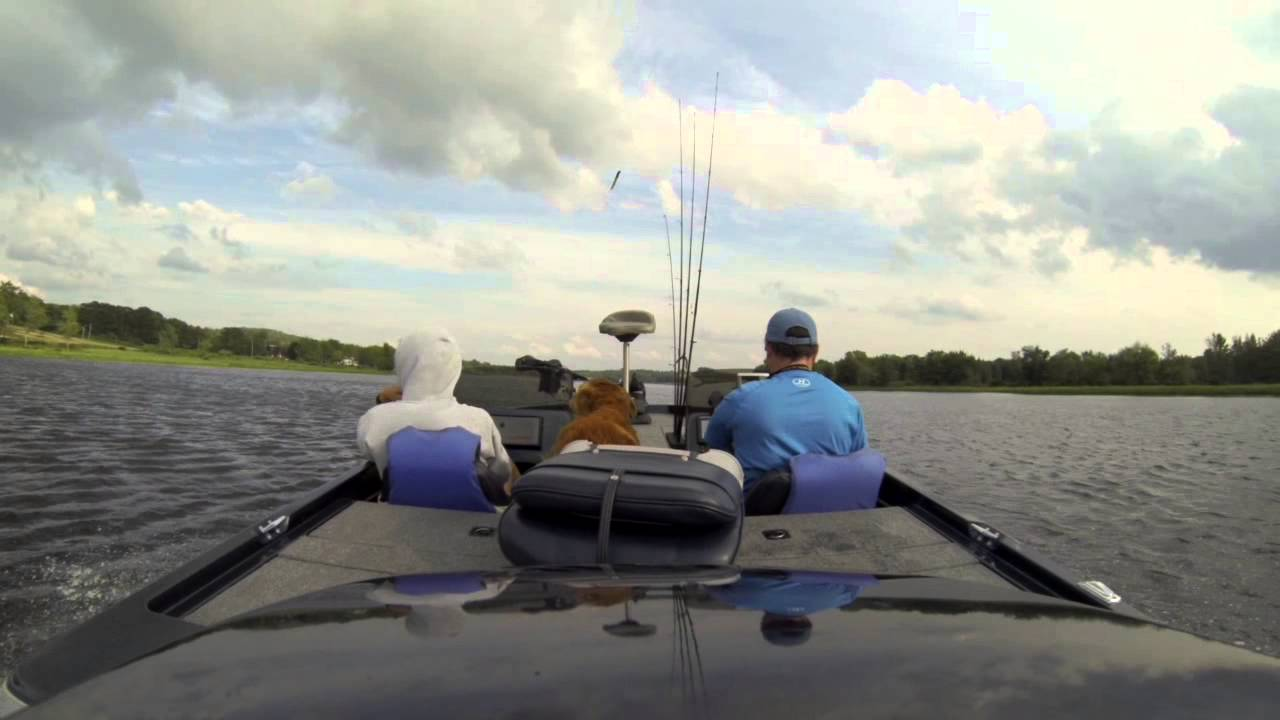 Go pro bass boat motor mount youtube for Buy bass boat without motor