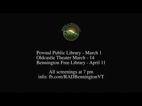 Free Movie Screenings - Rights and Democracy