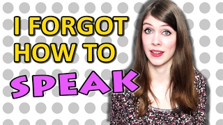 The Day I Forgot How to Speak (Storytime)