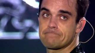Repeat youtube video Robbie Williams - Angels - Live in Berlin (Intensive Tour)