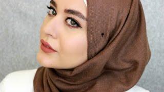 All Matte Makeup Tutorial | Muslim Queens By Mona
