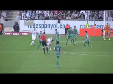 Gol Chicharito 3-1 Real Madrid vs UD Cornella