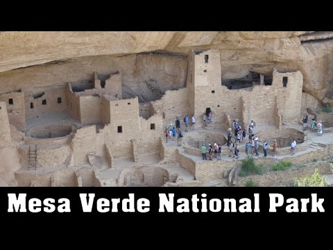 Mesa Verde Colorado, Balcony House, Cliff Palace, Spruce Tree House Cliff Dwellings