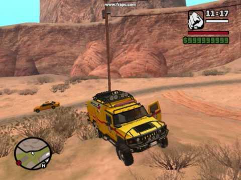 GTA SA modz episode 1: Transformers