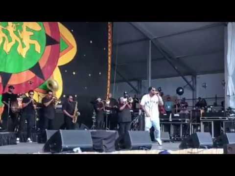 Nas & The Soul Rebels -
