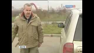 дворник ушатал Maybach на 9 млн. рублей