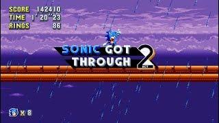 Sonic Mania Plus - Sonic + Tails Speedrun in 50:30