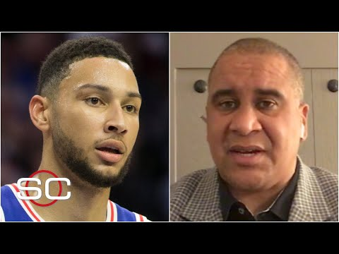 Ben Simmons out