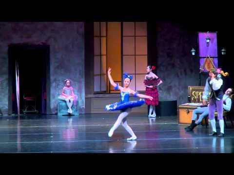 APDA: Ballet Coppélia ACT II (2/2 10/19/2013)