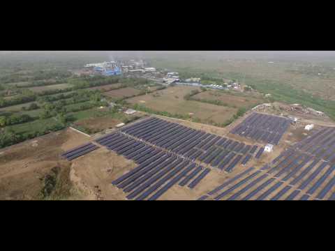 2 MW - Solar Power Plant At Khambhat - LetsArc Media