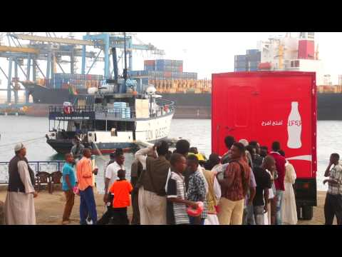 Coca Cola Open Happiness (Port Sudan) - (كوكا كولا أفتح أفرح (بور سودان