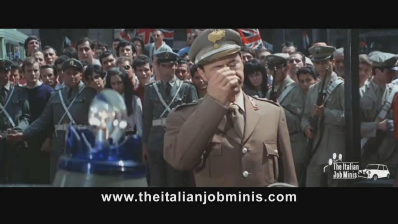 Download The Italian Job (1969) Film Trailer [HD]