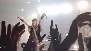 Babymetal Full Show Live 5/18/2018 Nashville, TN BEST VERSION!!