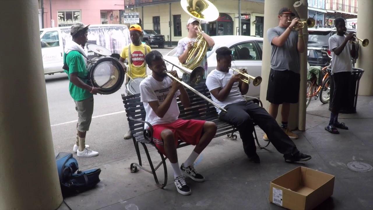DJing in New Orleans, Louisiana