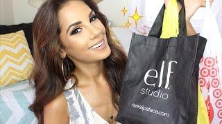 NEW Drugstore Makeup HAUL | Target, L'Oreal, e.l.f Cosmetics