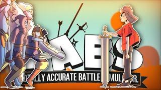 O DIA QUASE IMPOSSIVEL - Totally Accurate Battle Simulator TABS ( Ep 8 )