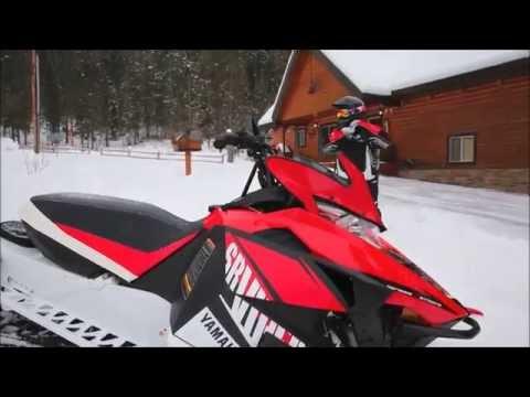 Yamaha SRViper M-TX