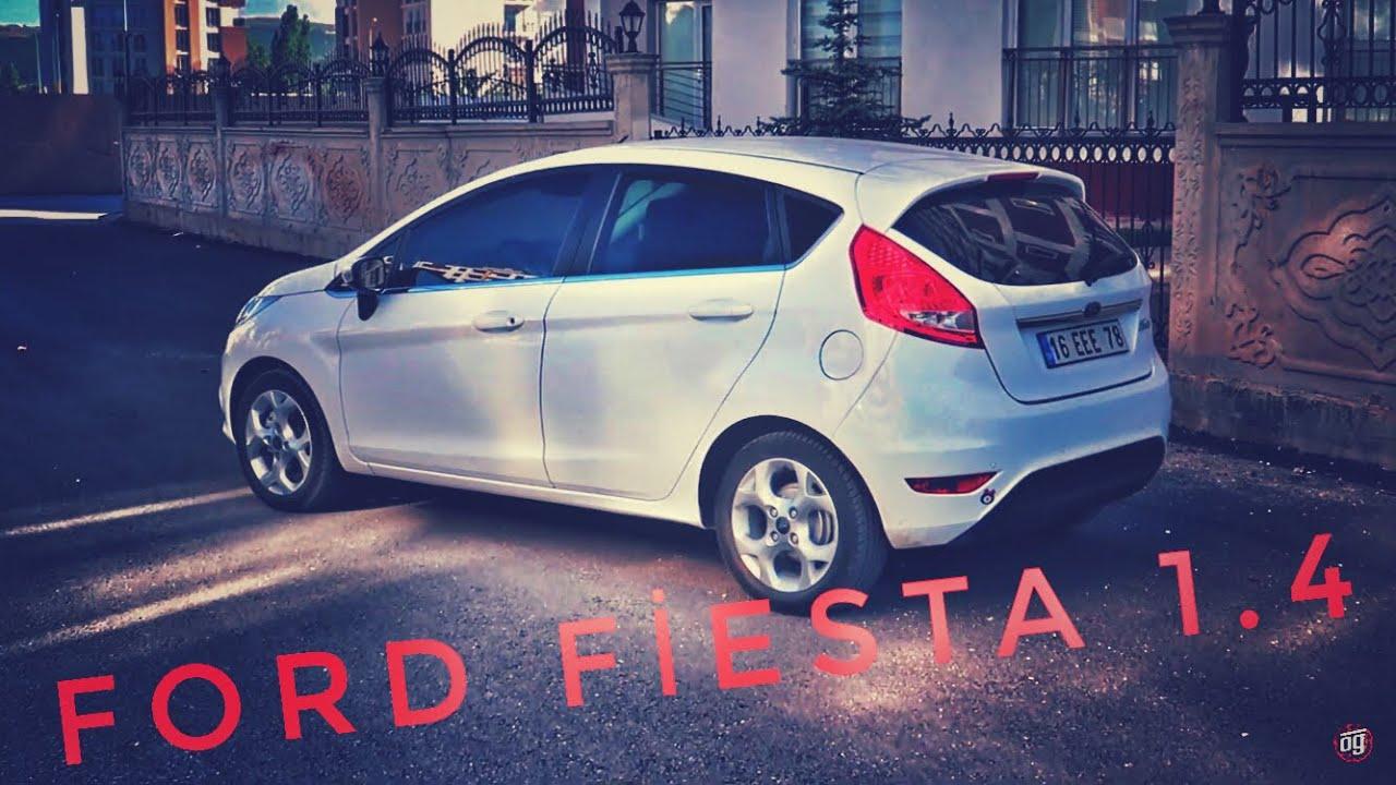 Ford FİESTA   1.4   Benzin   Titanium X   Otomobil Günlüklerim