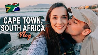 SOUTH AFRICAN & AMERICAN FIRST WEEKEND BACK IN CAPE TOWN, SOUTH AFRICA | TRAVEL VLOG
