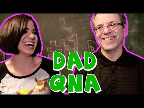 I TOLD YOU TO ASK MY DAD ANYTHING - fathers day special