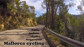 Mallorca cycling - Palma / Andratx / Galilea / Puigpunyent