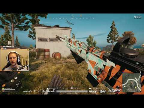ChocoTaco | PUBG Duo:Swagger | 16 Kills | SCAR-L+Kar98k | September 27