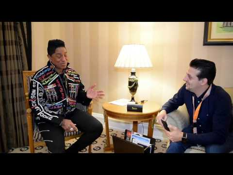 Jermaine Jackson Interview