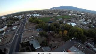 Dawn's Delight : Dawn Patrol : Time Lapse : 2012 Albuquerque Int'l Balloon Fiesta : Oct 14, 2012