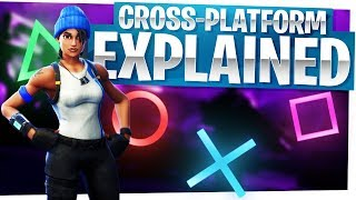 Cross-Platform Fortnite - PC vs Xbox vs Mobile vs PS4 Explained